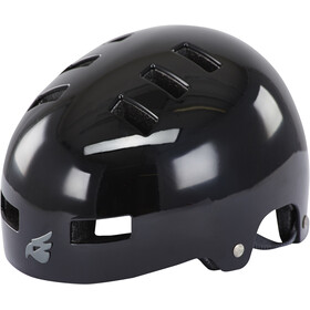 bluegrass Super Bold Dirt-Helm glossy black